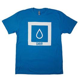 DRIP Skateboards - Logo Shirt turquoise