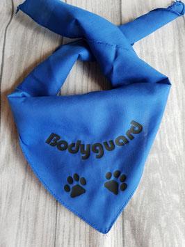 Halstuch Blau Bodyguard