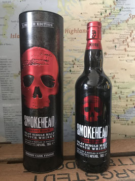 Smokehead Sherry Bomb Release 2020 48.0% 0,7l