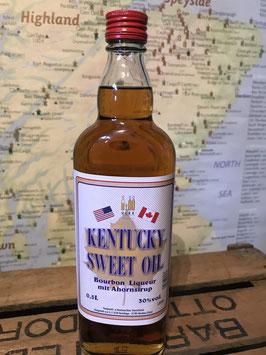 Kentucky Sweetoil Whiskylikör 0,5l, 30%