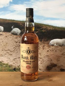 Bank Note, Blended Scotch Whisky 0,7l, 43,0%
