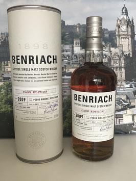 BenRiach 11 Jahre Cask #3911 0,7l, 56,5%