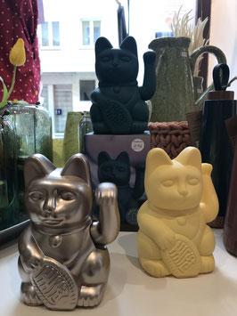 """Lucky Cat - Glückskatze """"winkend """""""