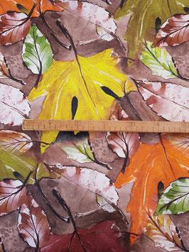 Feuilles d'automne enduit