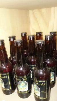 Cervoise Lancelot, bière bretonne, sur levure