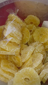 Ananas tranché cristallisé