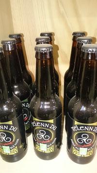 Telenn Du, Bière au blé noir