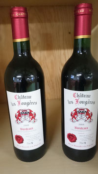 Château les Fougères Bordeaux