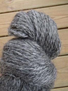 Gotlandsgarn 2-tr mellangrått / ゴットランドシープの毛糸 2ply ミディアムグレー