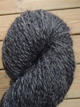 Gotlandsgarn 2-tr mörkgrått / ゴットランドシープの毛糸 2ply ダークグレー