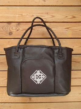 Samisk väska i renskinn / サーミ族のトナカイ革のトートバッグ