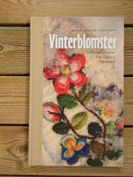 Vinterblomster-Nålbundna vantar från Dalby i Värmland / 冬の花・ダールビィ(ヴァルムランド)のノールビンドニングのミトン