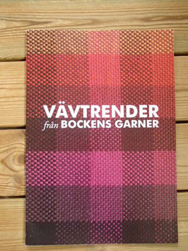Vävtrender / 織物のトレンド
