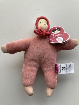 Bonikka Stoff-Püppchen rosa