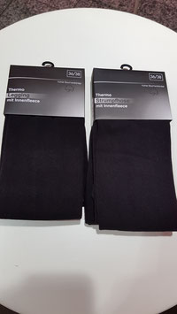 THERMO- Strumpfhose oder -Legging Schwarz 19,90€ statt 29,90€