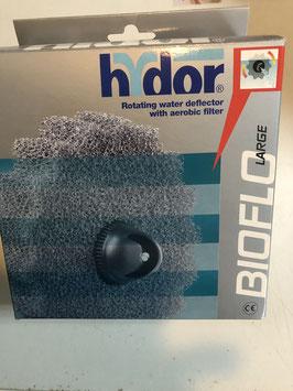 Hydor Rotierender Diffusor mit aerobem Filter Large