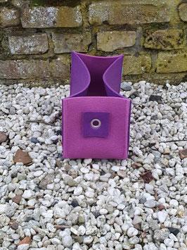 CD Korb aus Filz K 3023+S5023