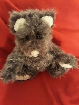 """Teddybär """"Hannibal"""", Einzelstück, echte Handarbeit"""