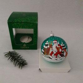 """Weihnachtsbaumkugel """"Weihnachtsmann"""""""