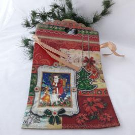 """Beutel """"Weihnachts-             post"""""""