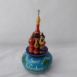 """Spieluhr """"Saint Petersburg"""""""