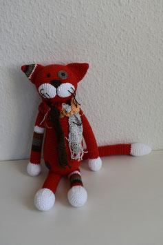 Katze Bärbel