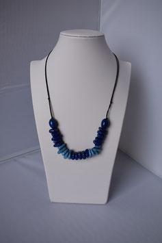 "Tagua Halskette "" Rio Azul """