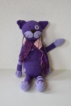 Katze Violet