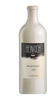 Muscat Freyheit 2019 0,75l Weingut Heinrich