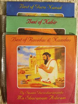 Best of Guru Nanak, Kabir and Namdev - 3 CD Set