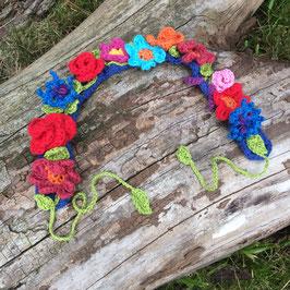 Kronenband Blumenranke