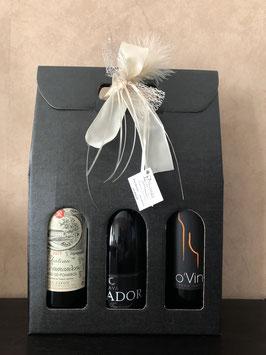 Geschenkpakket La Commanderie, Cava Créador & O'vin