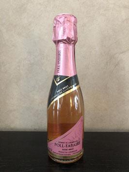 Crémant de Luxembourg - Cuvée Rosé Brut - Poll Fabaire - 20 cl
