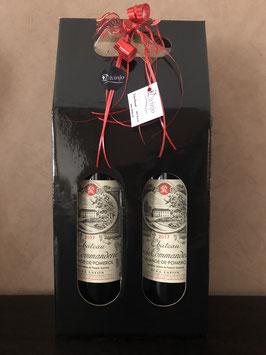 Geschenkpakket 2 x Château de la Commanderie - Lalande de  Pomerol