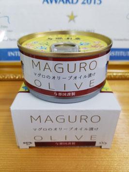 マグロのオリーブオイル漬け 100g