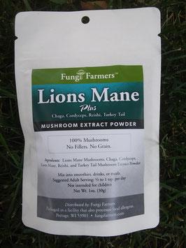 Lions Mane Plus