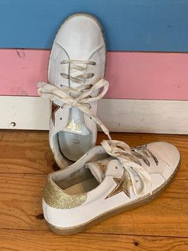 """Ledersneakers Ovye """"Golden Star"""""""
