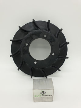 "Fan wheel ""LUFTNUMBER"" for Vespatronic and Overrev with 12 blades"