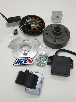 Overrev ignition kit for Lambretta for original casing
