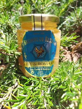 Miel de Romarin 250 g. verre