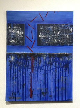 Acryl Gemälde von Bart Doris