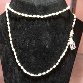 Halskette, Perlen,