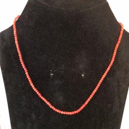 Halskette, Koralle