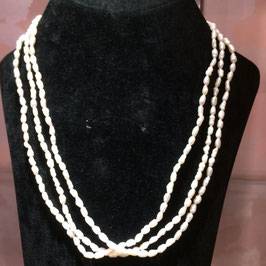 Halskette, Perlenkette,