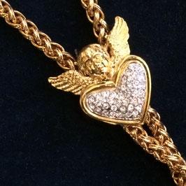 Halskette, Engel mit Herz (Nr. 39)