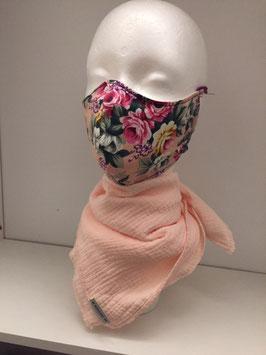 Nase/Mund Maske  Blooming