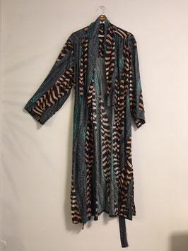 Kimono Dress animal layer
