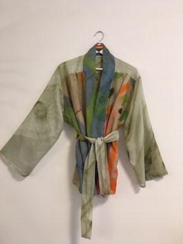 Kimono Blouse Seide