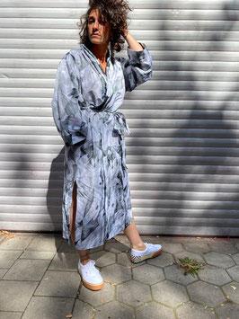 Kimono Dress MetallicMadnesss