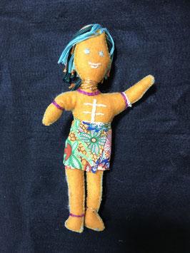 アリワークのお人形⑤